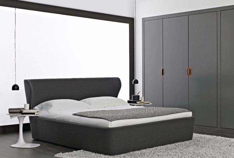 B&B italia bb italia 12 Astonishing Bed Designs by BB Italia papilo bed by BB italia modern bedroom design ideas master bedroom inspiration decor design