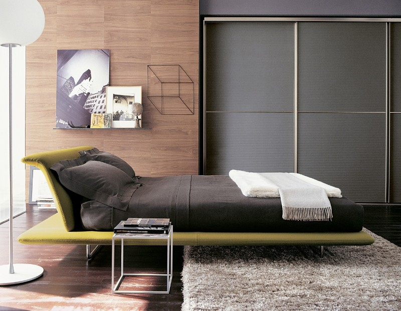 bb italia 12 Astonishing Bed Designs by BB Italia siena bed by BB italia modern bedroom design ideas master bedroom inspiration
