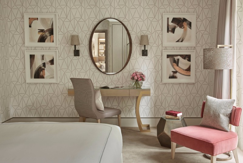 bedroom design Bedroom Designs By Top Interior Designers: Helen Green the berkeley london beautiful bedroom detail on master bedroom by helen green