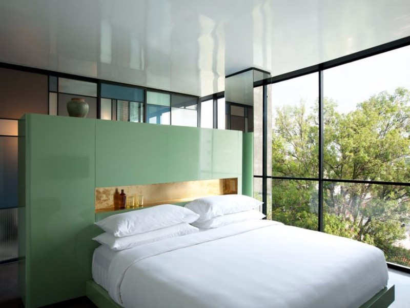 green bedroom 10 Exuberant Green Bedroom Designs beautiful green bedroom inspiration ideas master bedroom design