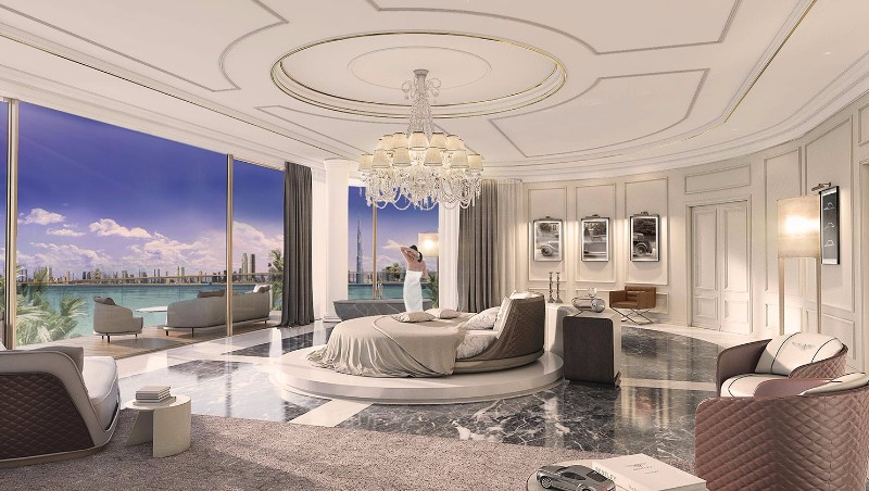 bedroom design Enter ICFF 2017: Bedroom Designs by Bentley Home bentley home modern master bedroom design ideas luxury suite bentley home