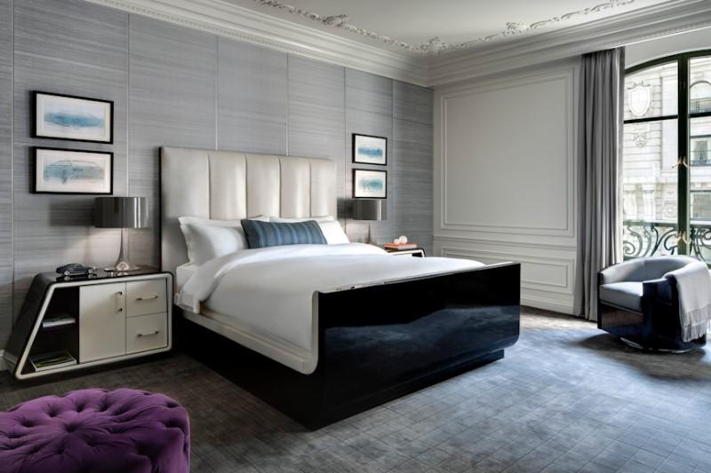 bedroom design enter icff 2017 bedroom designs by bentley home bentley suite at the st - Modern Luxury Master Bedroom Designs