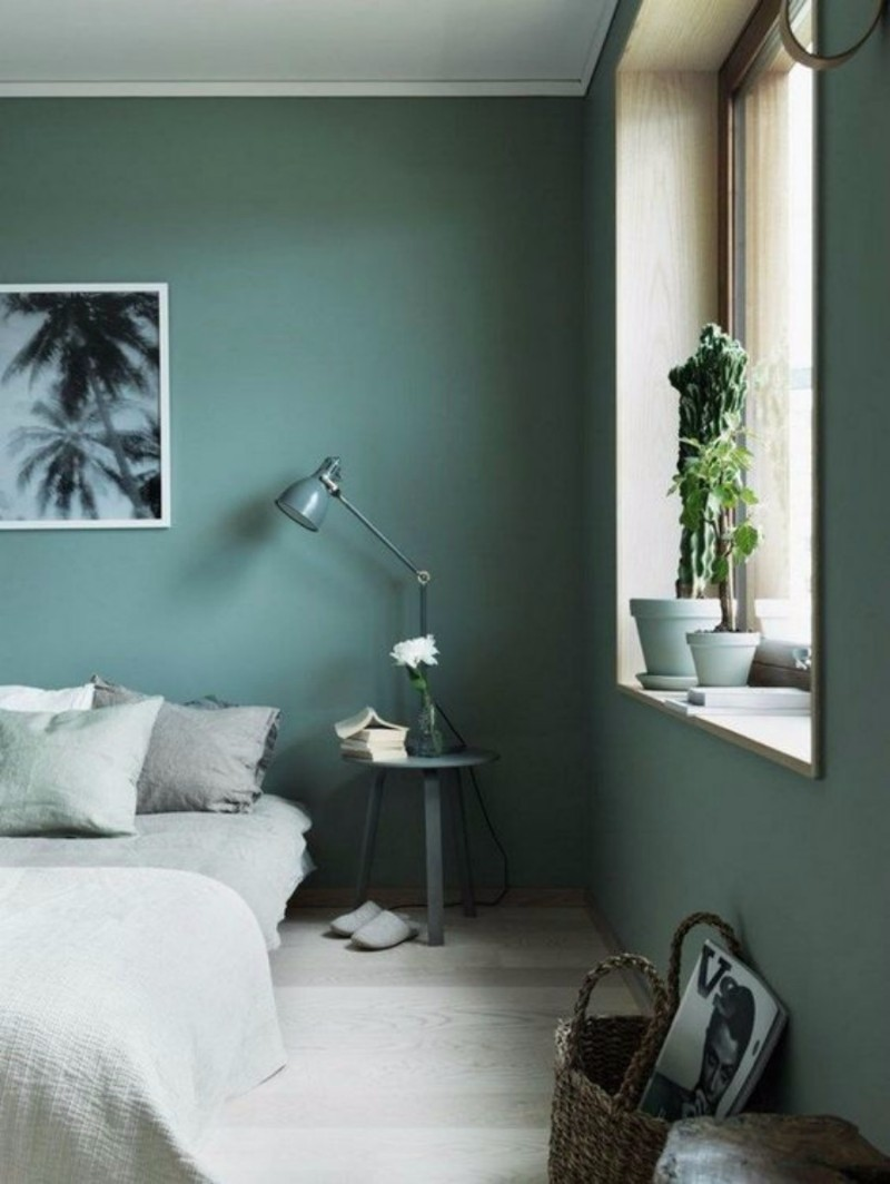 green bedroom 10 Exuberant Green Bedroom Designs charming green bedroom design modern bedroom ideas inspiration