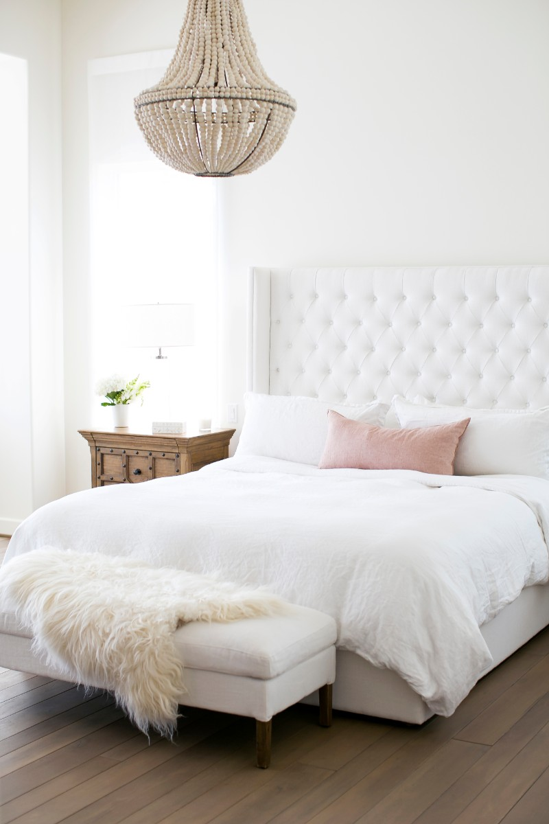 charming design red wall bedrooms | Pinterest's 10 Most Charming White Bedroom Designs ...