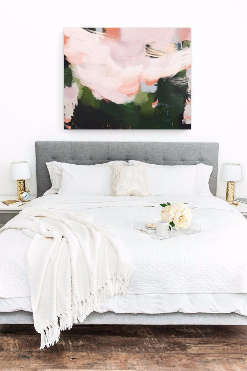 white bedroom Pinterest's 10 Most Charming White Bedroom Designs charming white bedroom design inspiration ideas modern master bedroom design