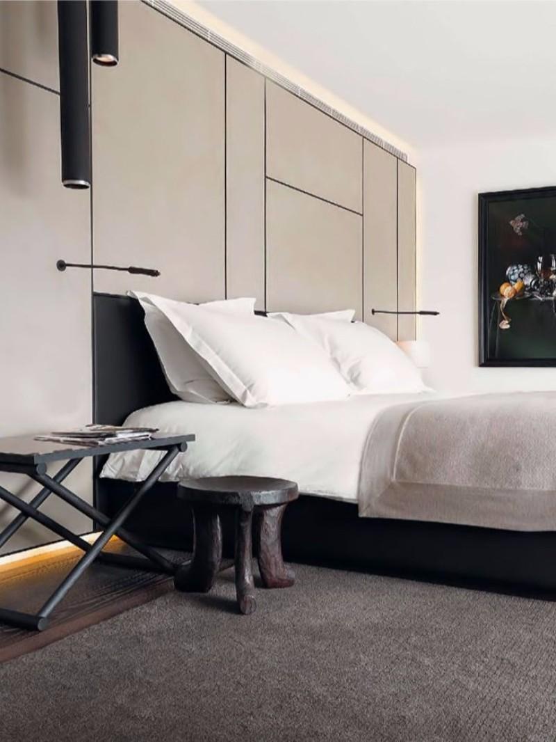 remarkable black white modern bedroom ideas | 10 Sharp Black and White Bedroom Designs – Master Bedroom ...