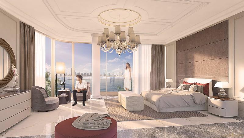 bedroom design Enter ICFF 2017: Bedroom Designs by Bentley Home glimmering modern master bedroom design bentley home master bedroom ideas