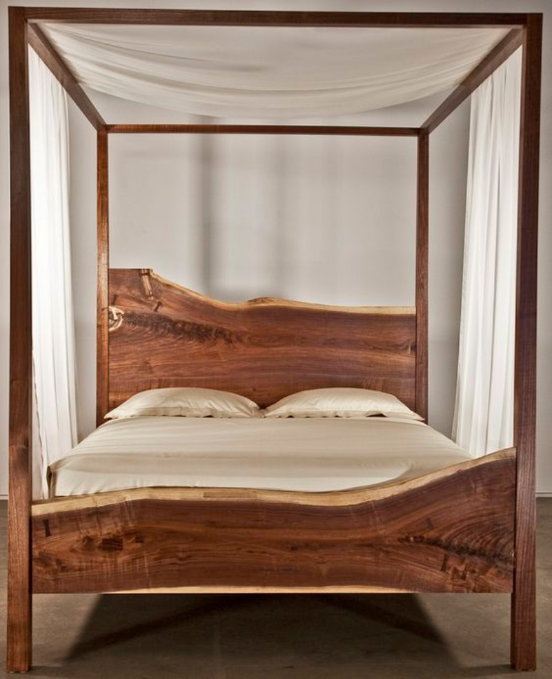brown bedroom design 2017 brown bedroom 10 Cozy Brown Bedroom Ideas For Fall 2017 gorgeous canopy bed modern master bedroom design ideas fall 2017