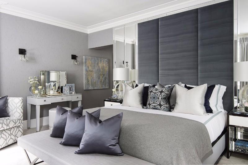 bedroom design Bedroom Designs by Top Interior Designers: Katharine Pooley modern master bedroom design ideas bedroom decor inspiration design