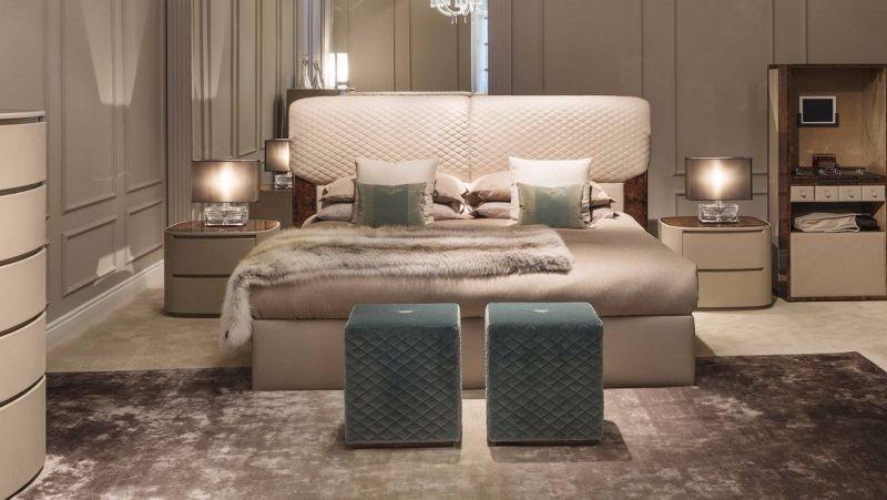 bedroom design Enter ICFF 2017: Bedroom Designs by Bentley Home modern master bedroom design ideas bentley home master bedroom decor