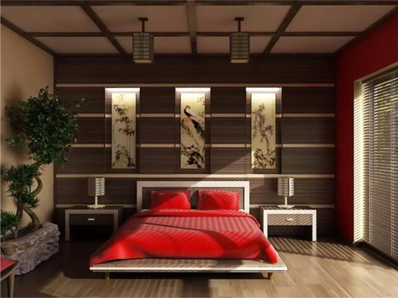brown bedroom 10 Cozy Brown Bedroom Ideas For Fall 2017 oriental inspired brown bedroom design fall 2017 master bedroom ideas