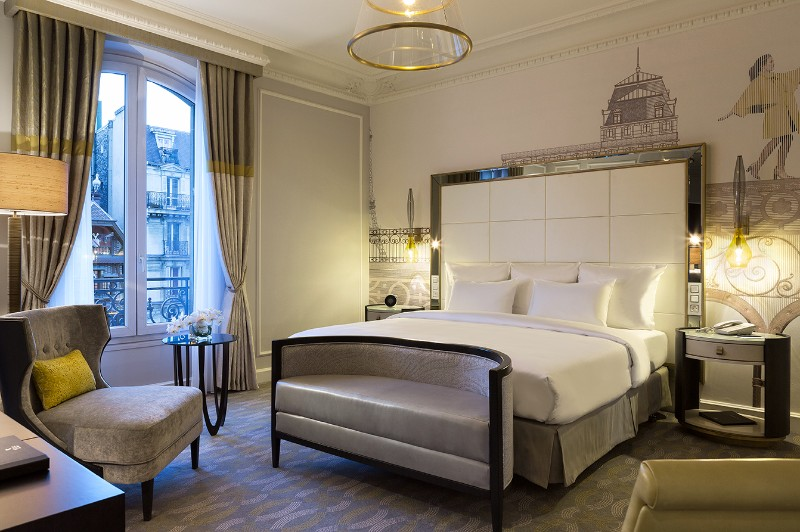 12 Luxury Hotel Room Designs By Richmond International