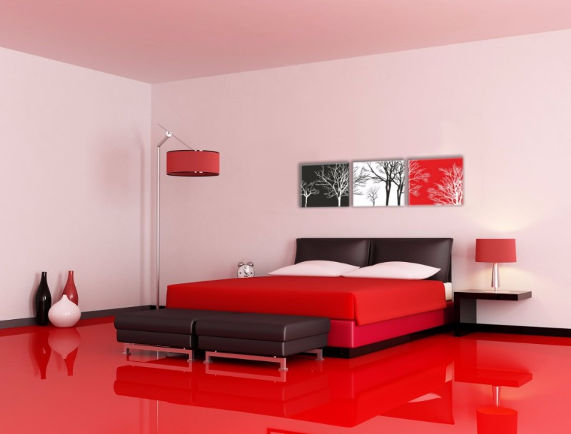 Red And Black Bedroom 10 Contemporary Red And Black Bedrooms Black Red  Bedroom Design Master Bedroom
