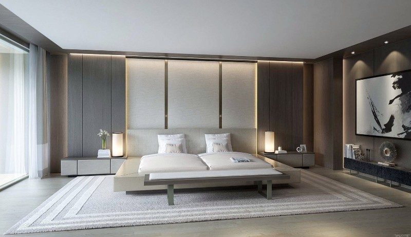 Simple Bedroom Design 10 Elegant Yet Simple Bedroom Designs Charming Modern  Bedroom Design Ideas Modern Master