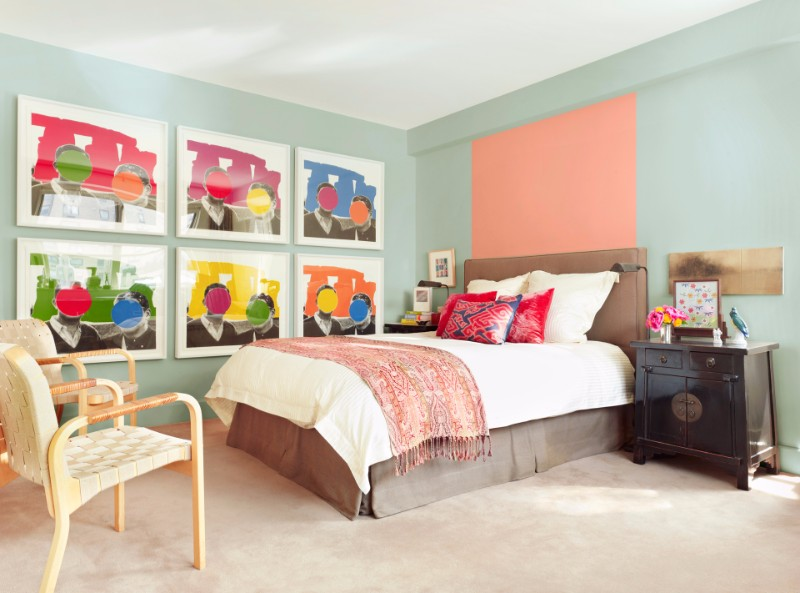 bedroom inspiration bedroom inspiration Bedroom Inspiration by Thomas Jayne Design Studio colorful bedroom design thomas jayne design studio master bedroom ideas interior design