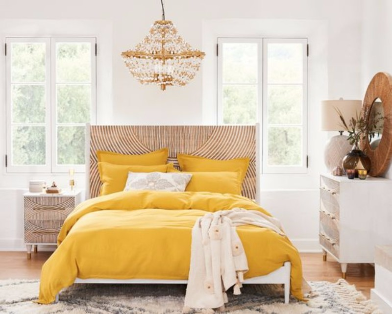 Bedroom Inspiration Orange Bedroom Inspiration for Thanksgiving 2017 f291c7548d6a887877405136062dd3b7