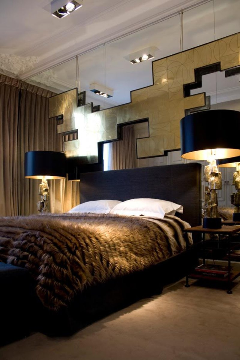 bedroom inspiration 10 Bedroom Inspirations for Apartment Interior Design gorgeous master bedroom for apartment interior design bedroom decor ideas
