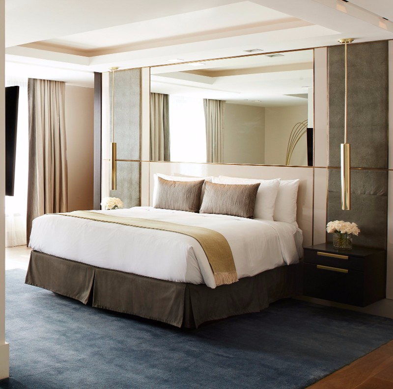 Modern Master Bedroom Design: 12 Luxury Hotel Room Designs By Richmond International