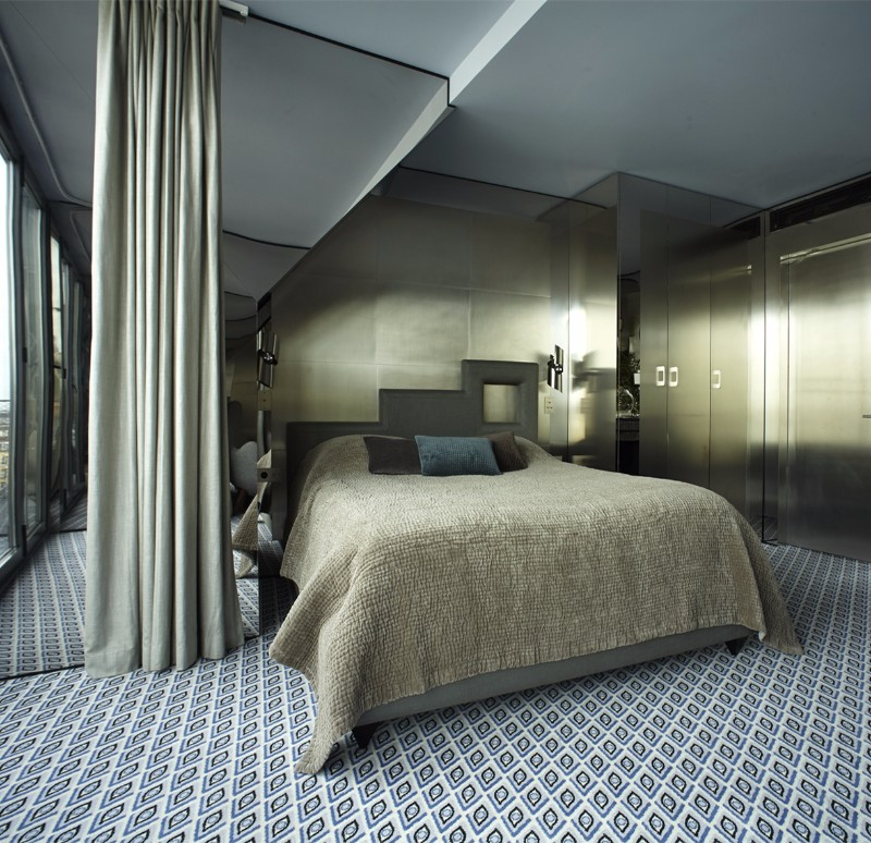 Modern Furniture 2014 Amazing Master Bedroom Decorating Ideas: 10 Master Bedrooms Inspired By Modern Surrealism