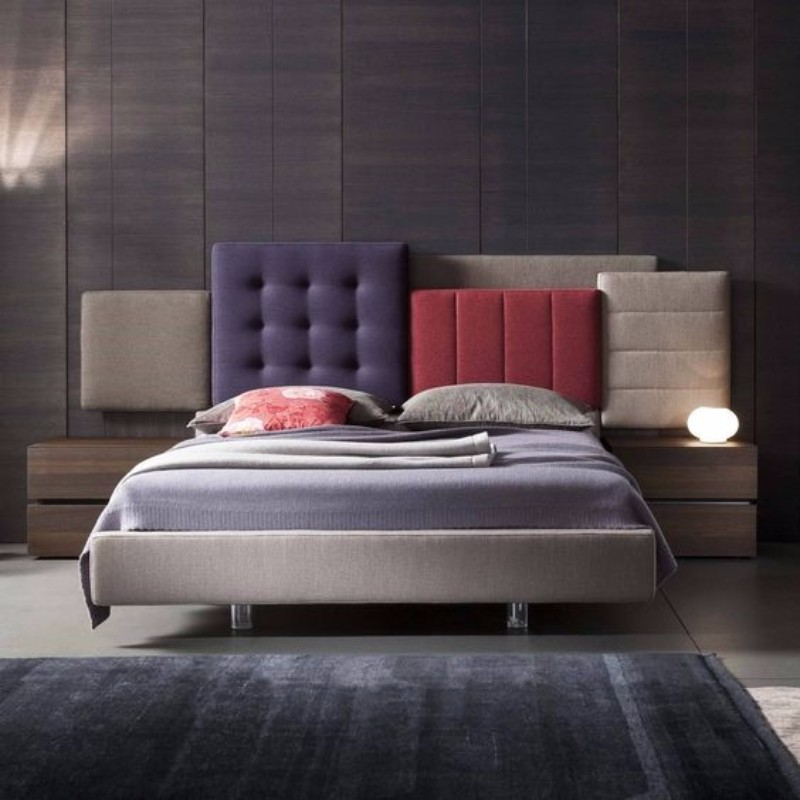 10 master bedrooms inspired by modern surrealism master - Idea testiera letto ...