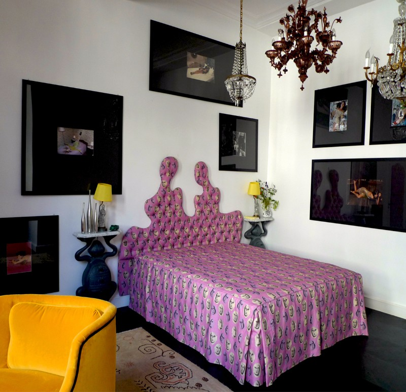 master bedroom master bedroom 10 Master Bedrooms Inspired by Modern Surrealism master bedrooms inspired by modern surrealism bedroom design ideas purple bed