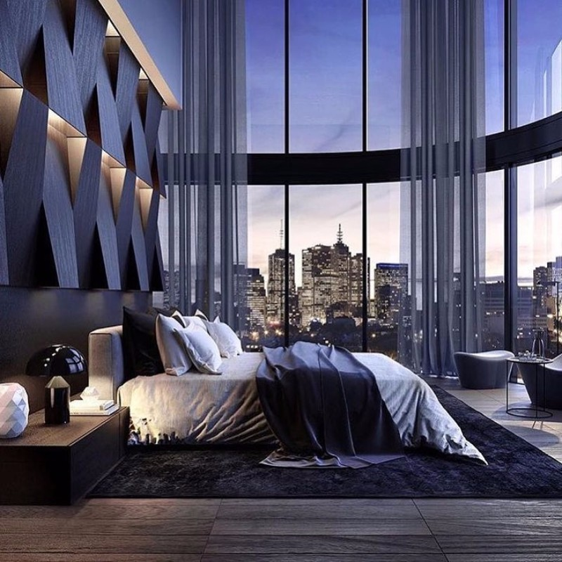 bedroom design The Best Bedroom Designs Found on Instagram modern master bedroom design ideas found on instagram