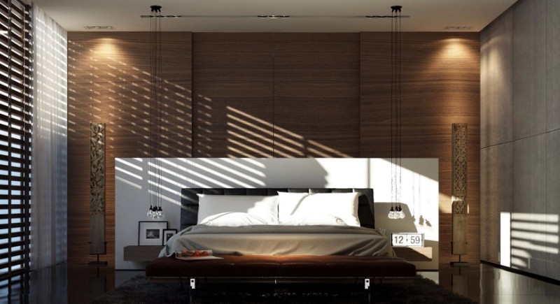 simple bedroom design simple bedroom design 10 Elegant yet Simple Bedroom Designs modern simple master bedroom inspiration ideas bedroom decor