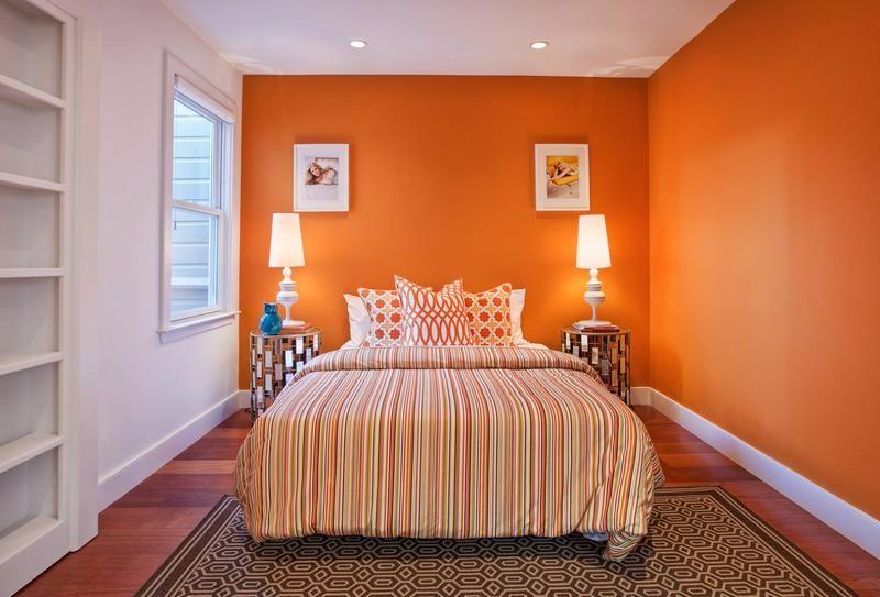 Bedroom Inspiration Orange Bedroom Inspiration for Thanksgiving 2017 orange bedroom ideas modern master bedroom design