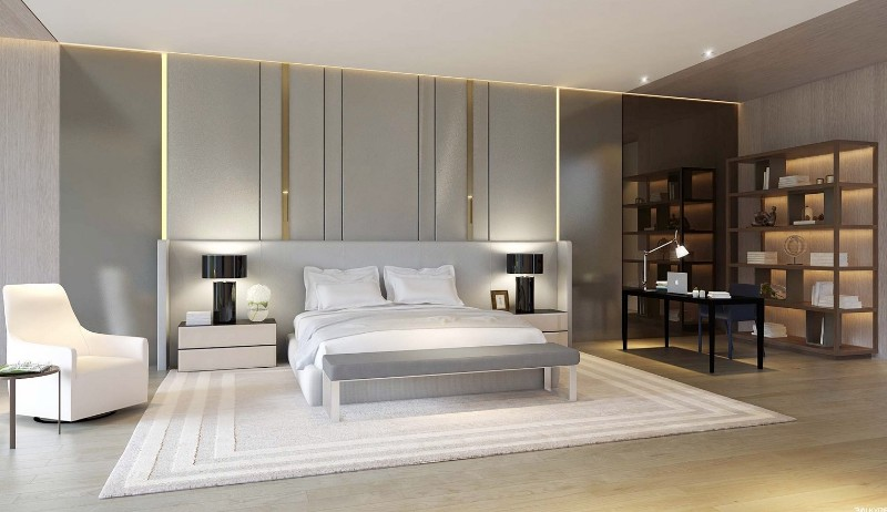 simple bedroom design 10 Elegant yet Simple Bedroom Designs simple charming bedroom design ideas master bedroom design modern bedroom decor