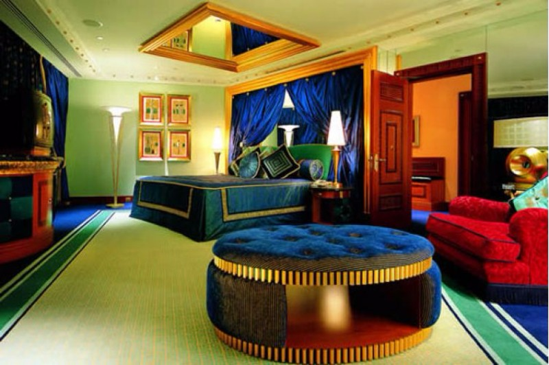 hotel room design 10 Most Luxurious Hotel Room Designs in Dubai Burj Al Arab Hotel Dubai