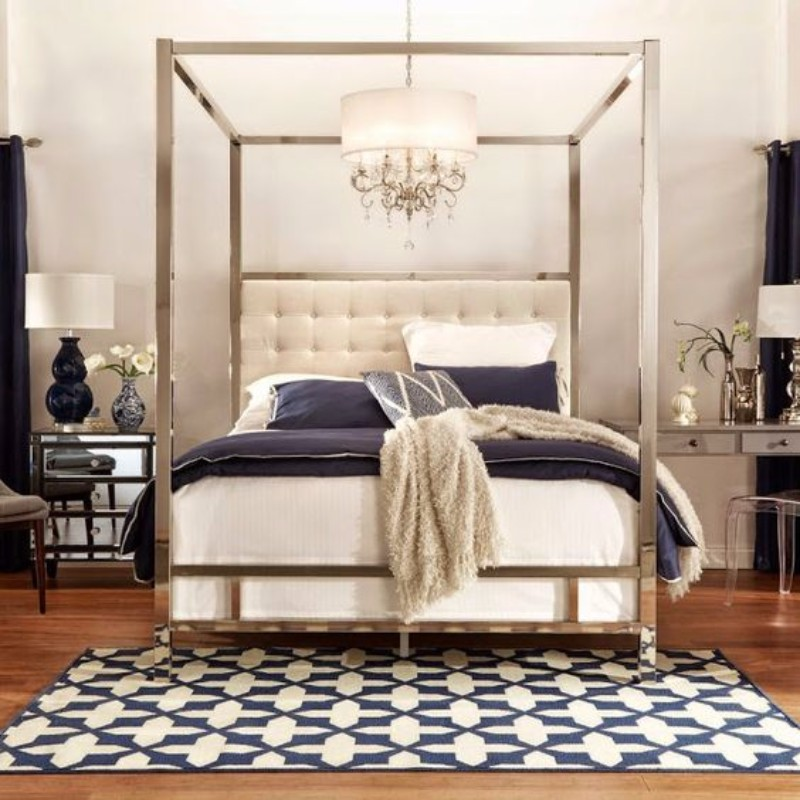 master bedroom design 10 Master Bedroom Designs with Modern Canopy Beds bedroom designs with modern canopy beds master bedroom ideas bedroom design