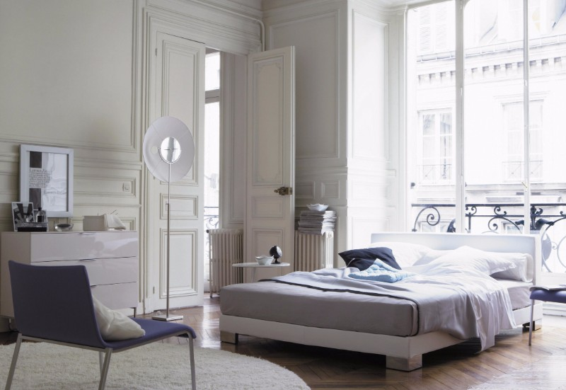 ligne roset bedroom Ligne Roset French Master Bedroom Brands at Maison Et Objet: Ligne Roset classical bedroom design ligne roset modern master bedroom inspiration ideas