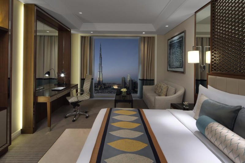hotel room design 10 Most Luxurious Hotel Room Designs in Dubai hotel taj dubai