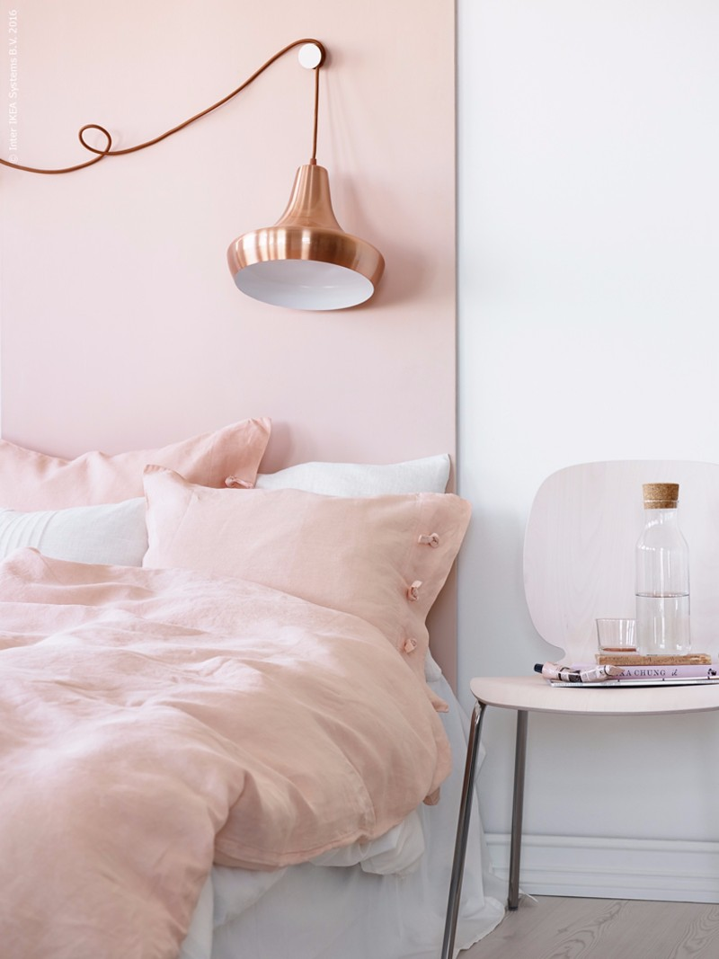bedroom inspiration bedroom inspiration Bedroom Inspiration: 10 Charming Bedrooms in Millennial Pink millennial pink bedroom design master bedroom ideas interior decor design