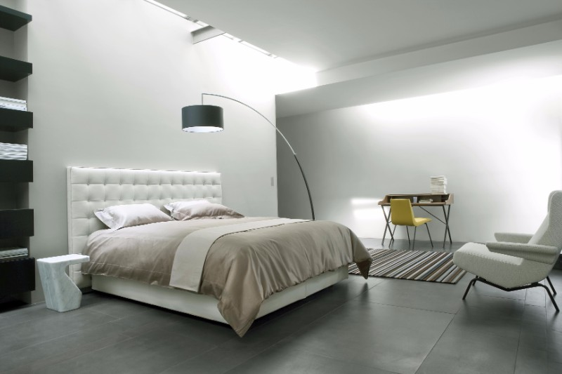 Ligne Roset French Master Bedroom Brands at Maison Et Objet: Ligne Roset modern master bedroom design ideas dream bedroom inspiration 2