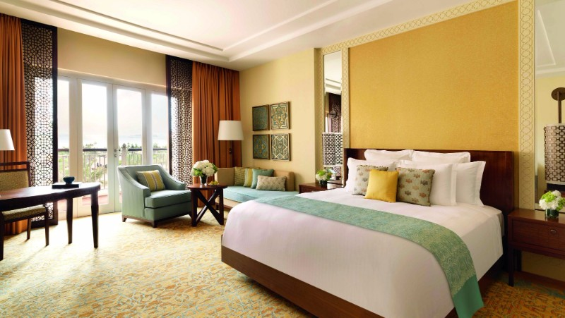 hotel room design 10 Most Luxurious Hotel Room Designs in Dubai ritz carlton dubai