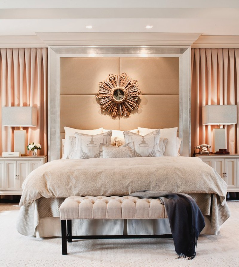 10 Traditional Style Master Bedroom Designs