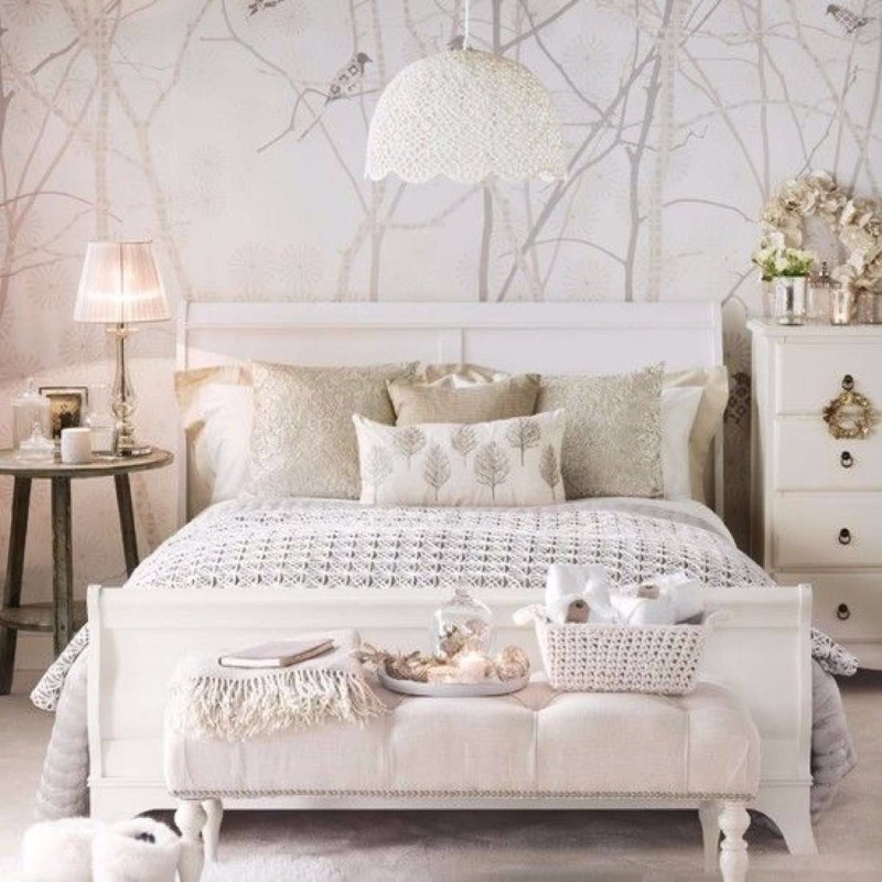 bedroom inspiration bedroom inspiration Sumptuous Bedroom Inspiration in Shades of Silver silver master bedroom design ideas modern luxury bedroom design