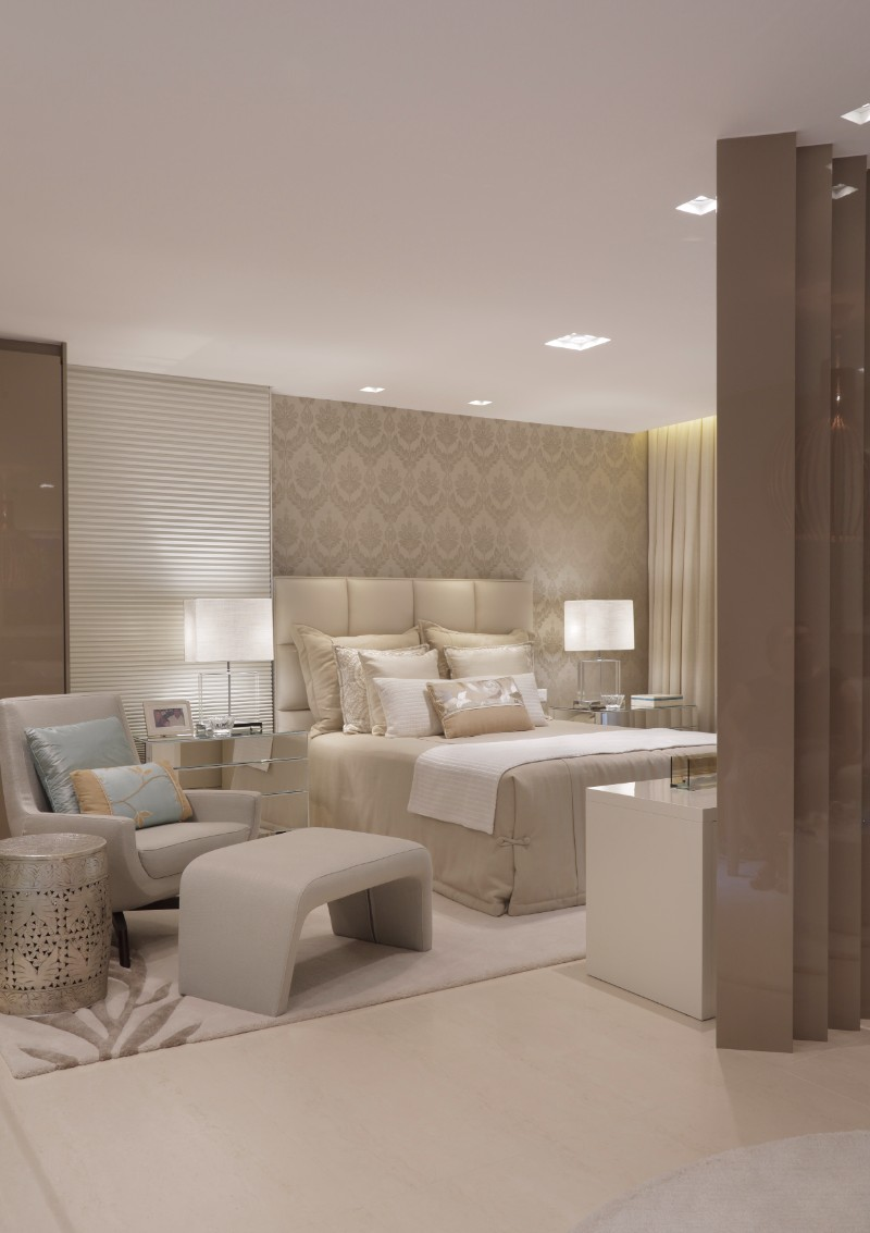 bedroom inspiration Sumptuous Bedroom Inspiration in Shades of Silver silver master bedroom design luxury bedroom inspiration modern master bedroom ideas