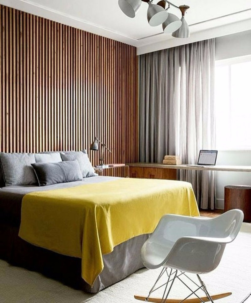 Modern Simple Bedroom Design