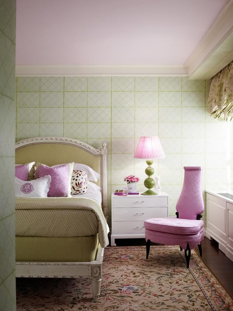 master bedroom design 10 Traditional Style Master Bedroom Designs traditional style bedroom with a glimpse of pink