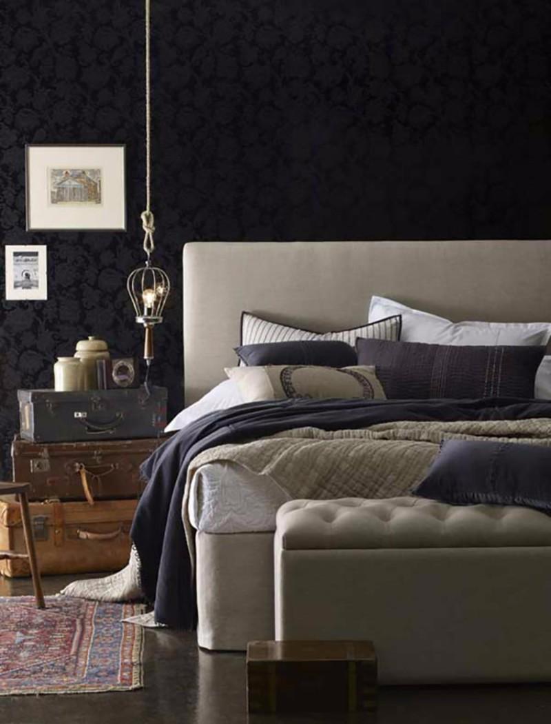 cozy bedroom ideas 10 Cozy Bedroom Ideas For Christmas Day warm bedroom designs for christmas inspiration 2