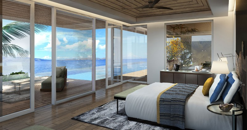 hotel room design 10 Hotel Room Designs by Hirsch Bedner Associates anilao private resort philippines by hba hotel room design