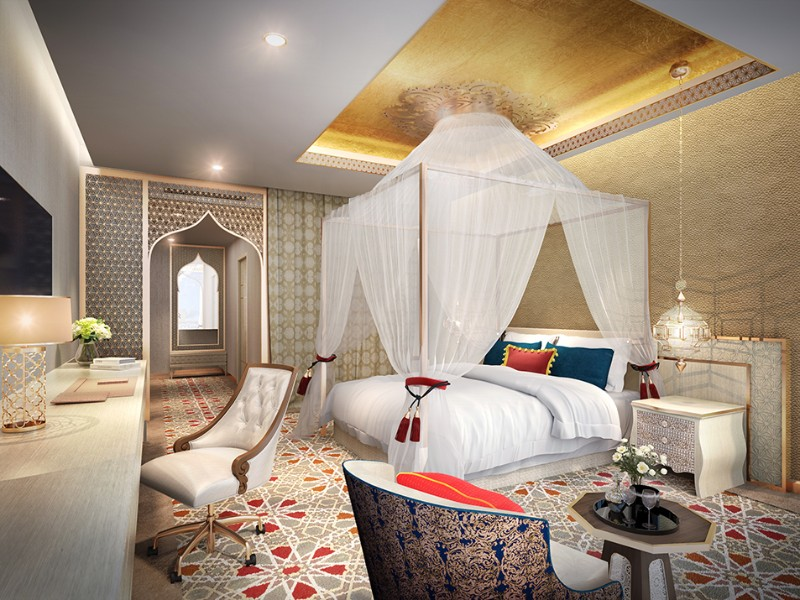 hotel room design 10 Hotel Room Designs by Hirsch Bedner Associates arif group jeddah ksa modern interior design ideas
