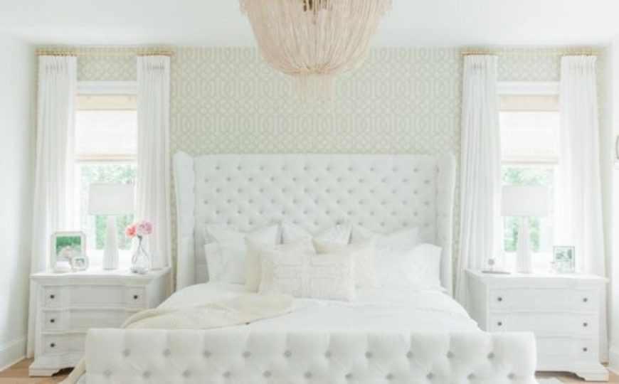 10 All White Bedrooms For 2018
