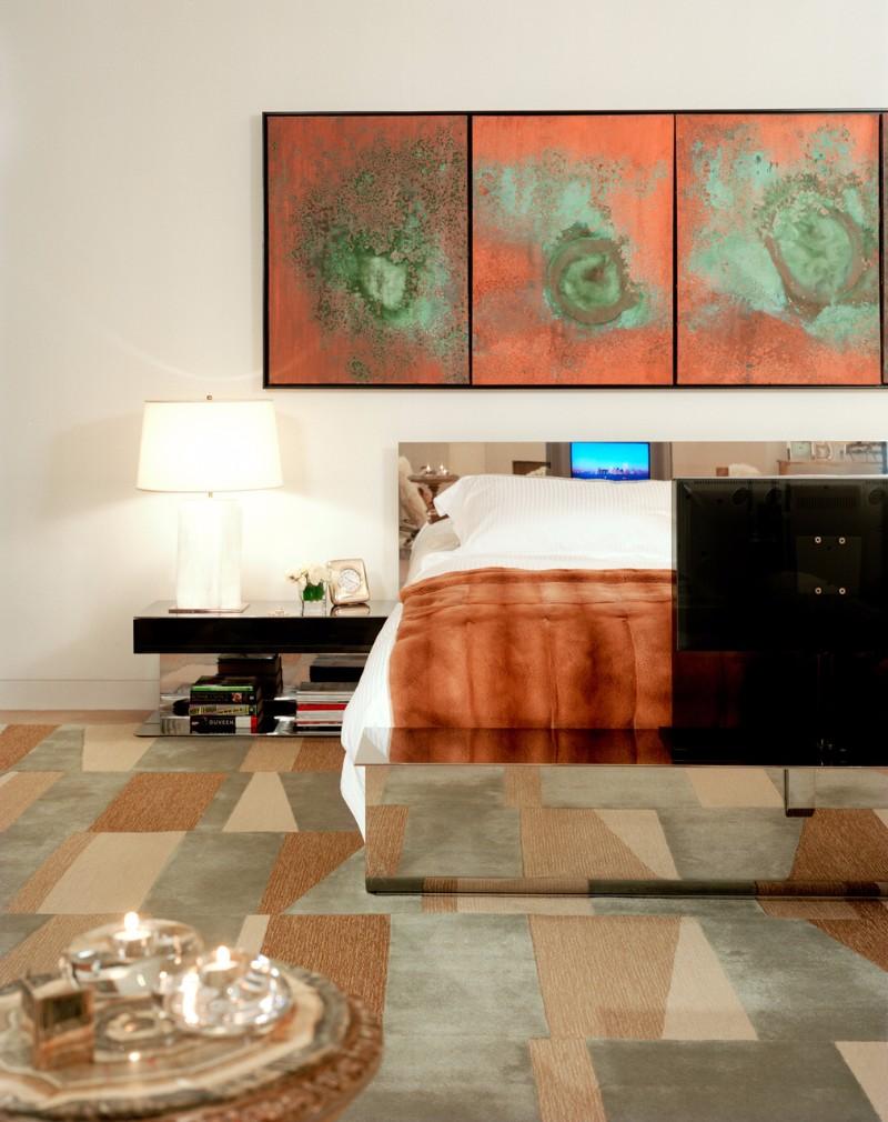 Master Bedroom Ideas 10 Sleek Master Bedroom Ideas by Georgis & Mirgorodsky contemporary bedroom design master bedroom ideas georgis