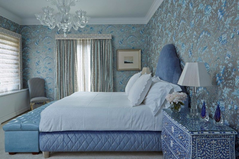 bedroom inspiration Wild Bedroom Inspiration with John Barman john barman master bedroom design bedroom ideas inspiration 1