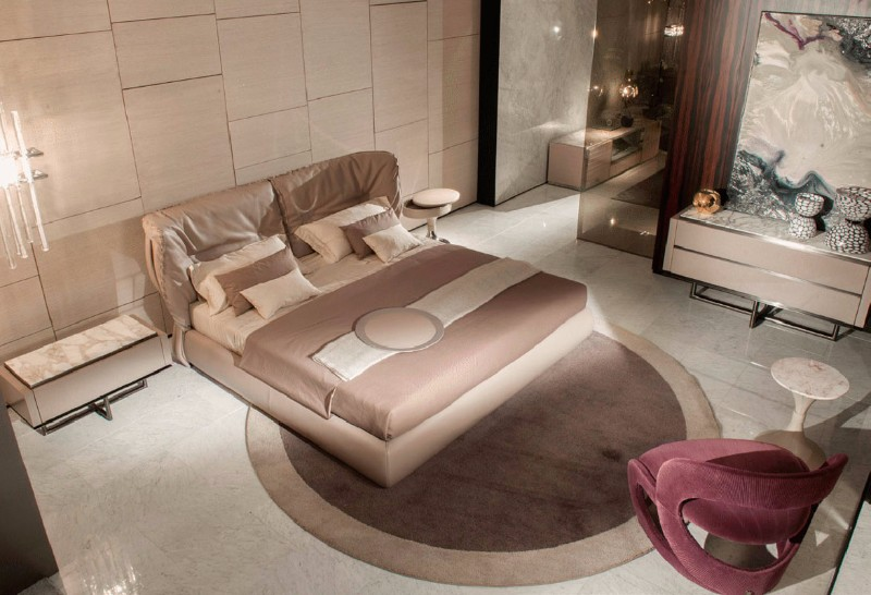 master bedroom Enter IMM Cologne: Master Bedrooms by Cornelio Cappellini master bedroom imm 2018 cornelio cappellini bedroomdesign ideas master bedroom decor 9