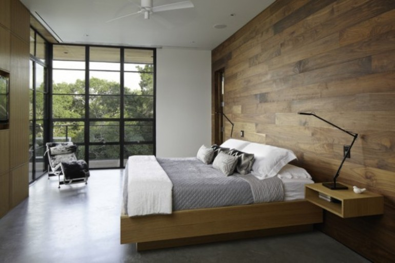 wooden master bedrooms wooden master bedrooms 10 Wooden Master Bedrooms Designs CG1