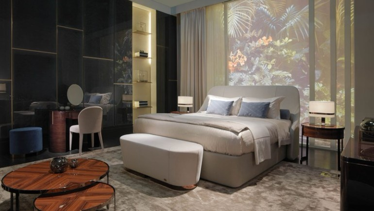 room design, maison et objet 2018, bedroom trends bedroom trends Latest Bedroom Trends You Missed At Maison & Objet 2018 Luxury Master Bedrooms By Famous Interior Designers 10 1